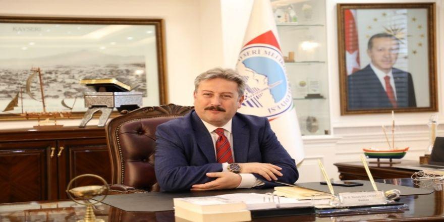 """Melikgazi Belediye Başkanı Dr. Mustafa Palancıoğlu """"Türk İşaret Dili Kurslarına Yoğun İlgi Var"""""""