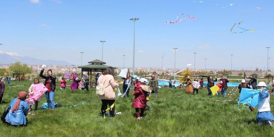 Karaman'da Uçurtma Şenliği
