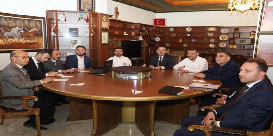Nevşehir'de Yatırımlar Ele Alındı