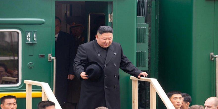 Kim'in zırhlı treninin bilinmeyenleri