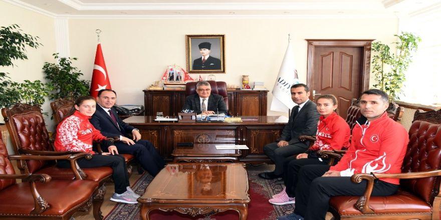 Adıyamanlı Sporcular Balkan Şampiyonu Oldu