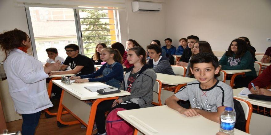 Yegem'de Öğrenciler Sınav İle Belirlenecek