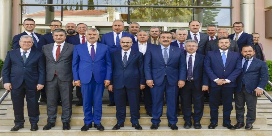 """Adana Lezzet Festivali'nde """"Akdeniz Şöleni"""" Yaşatılacak"""