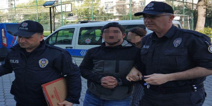 Elektrikli Asansörü Çalan Karı-koca Gözaltına Alındı