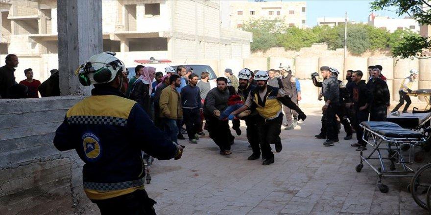 İdlib'de son 3 günde 25 sivil hayatını kaybetti
