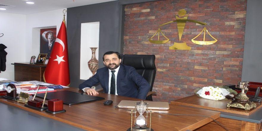 """Baro Başkanı Avukat Adem Aktürk: """"Bu Vahşete Sessiz Kalamayız"""""""