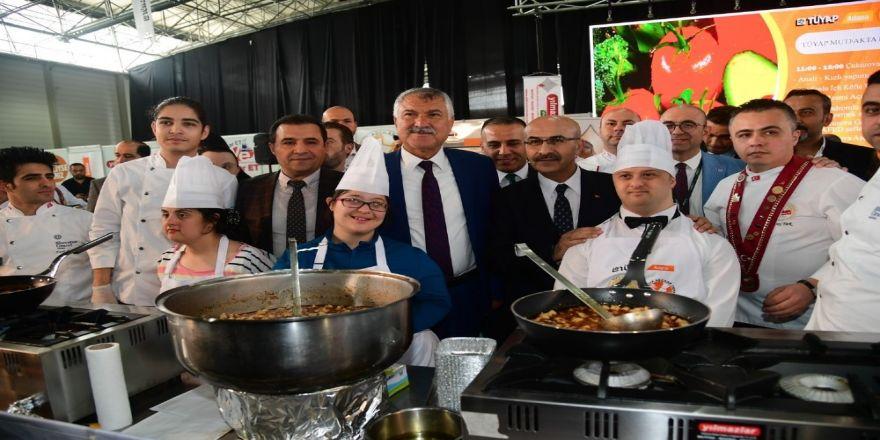 """Karalar: """"Adana Mutfağı Çok Daha Ünlü Hale Gelebilir"""""""