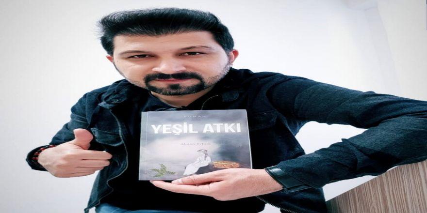 Besnili Abuzer Ertürk'ün İlk Romanı Çıktı