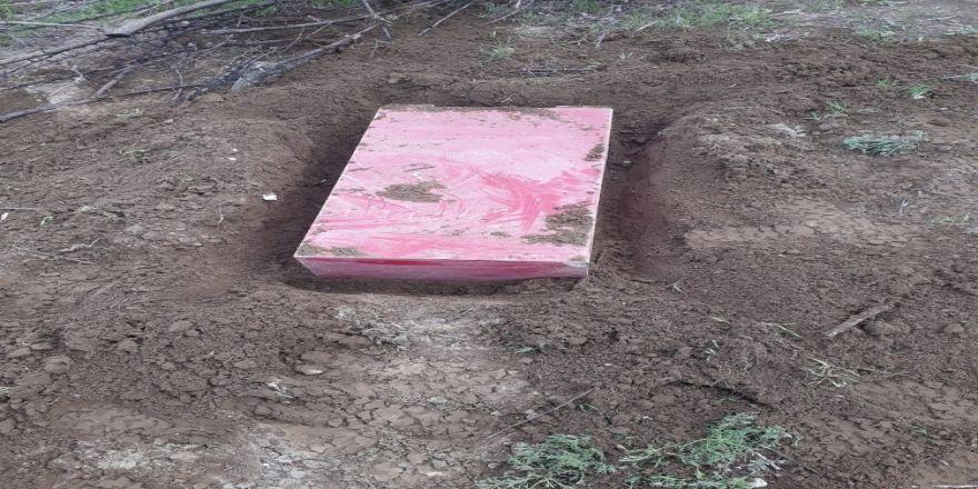 Çaldıkları Çelik Kasayı Ortadan Kaldırmak İçin Toprağa Gömdüler