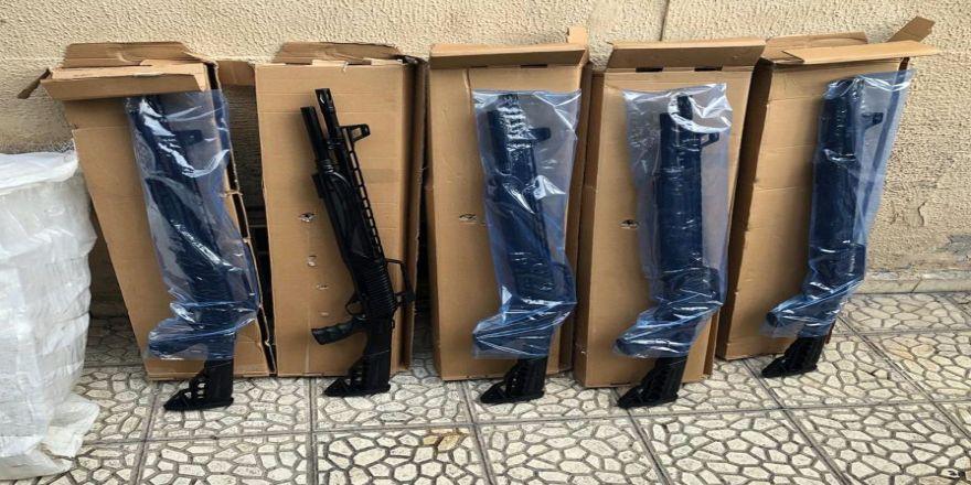 Silah Kaçakçısı Operasyonla Yakalandı