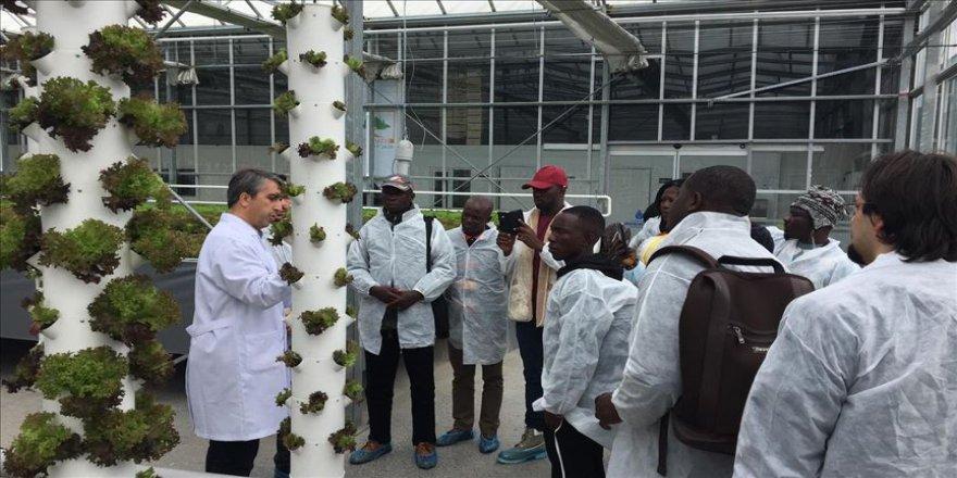 TİKA'dan Afrika ülkelerindeki belediyelere eğitim