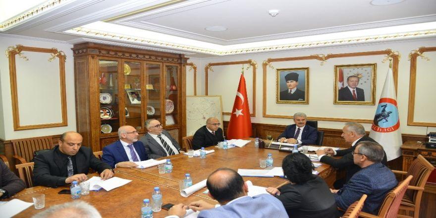 Ahilik Haftası Kutlama Komitesi, Toplandı