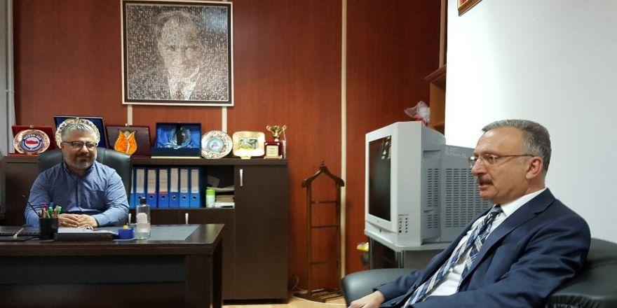 Erzincan Binali Yıldırım Üniversitesi, Bilimsel Yayın Sıralamasında İlk 5'e Girdi