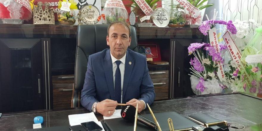 """Tomarza Belediye Başkanı Davut Şahin, """"Bizi Destekleyen Hemşerilerimizi Mahçup Etmeyeceğiz"""""""