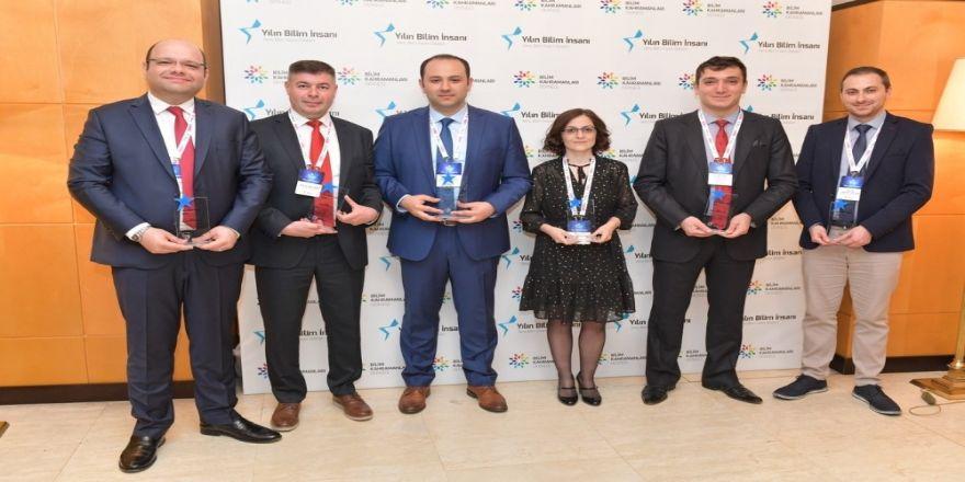Agü Öğretim Üyesi Doç. Dr. Mutlugün'e Genç Bilim İnsanı Ödülü