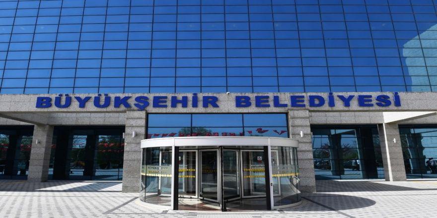 Ankara Büyükşehir Belediyesi Tabelasına T.c İbaresi Eklendi