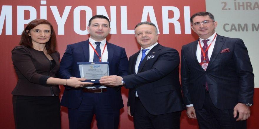 Yorglass'a İhracat Ödülü