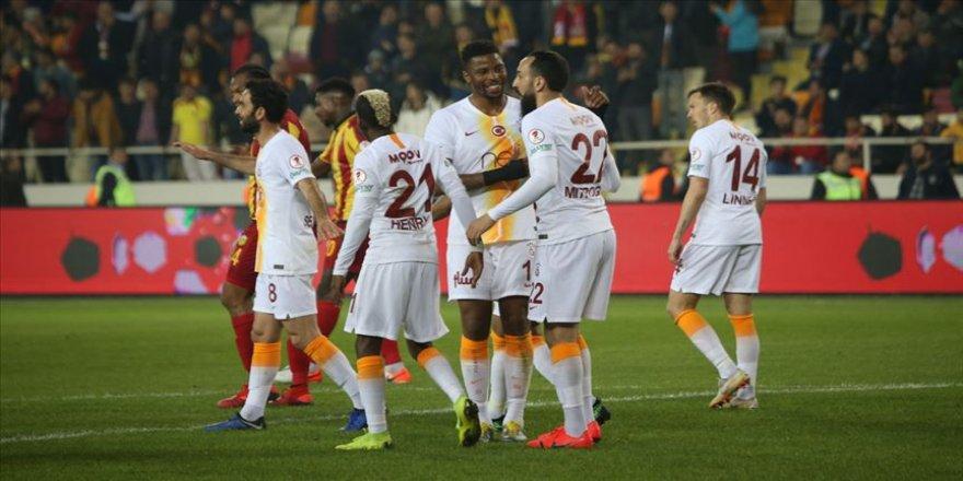 Türkiye Kupası'na Galatasaray damgası