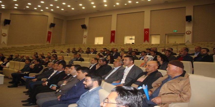 Seydişehir'de Muhtarlar İle Buluşma Programı