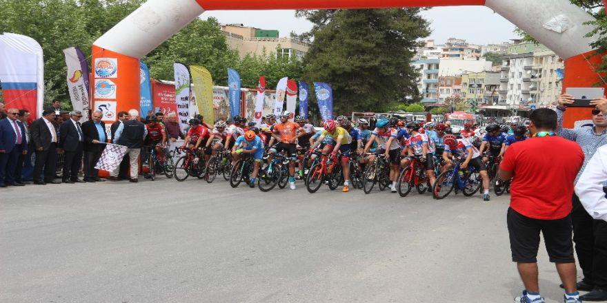 Tour Of Mersin'in İkinci Etabı Mut'tan Başladı