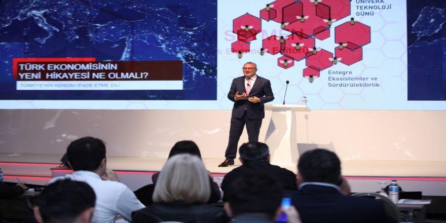 """""""Türkiye'de Ekonomik Kalkınma, Dijital Dönüşümle Gerçekleştirilecek"""""""