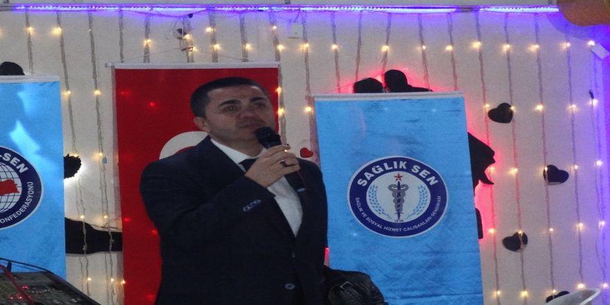 Nizip'te Sağlık Çalışanları İçin Moral Etkinliği