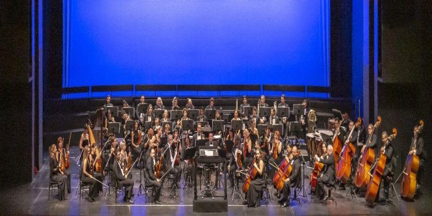 "Antalya Devlet Opera Ve Balesi'nden ""Senfonik Konser"""