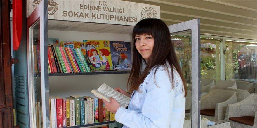 'Sokak kütüphaneleri' kuruluyor