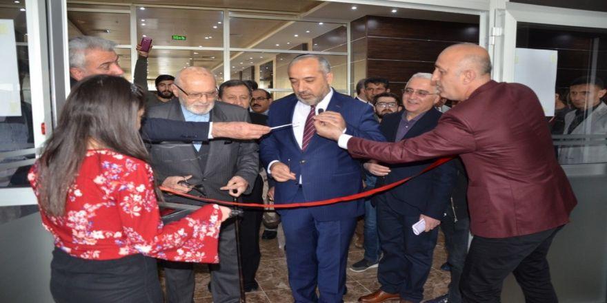 """Mşü'de """"İslam Sanatları Uluslararası Sergisi"""" Açıldı"""