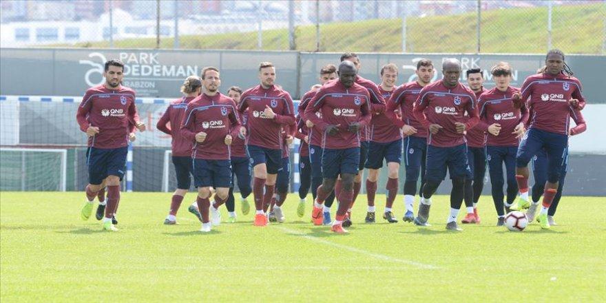 Trabzonspor, Fenerbahçe maçına hazır