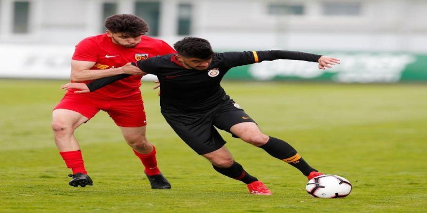 Kayserispor U21 Takımın Konuğu Alanyaspor