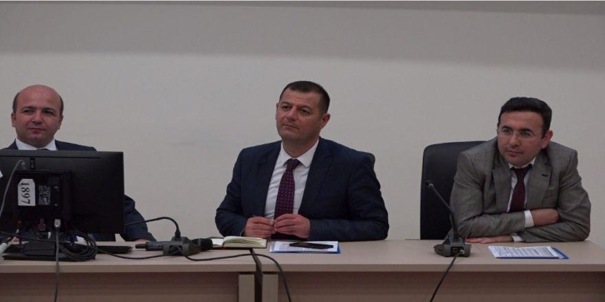 2019 Yılı 1. Bölge Askom Toplantısı Yapıldı