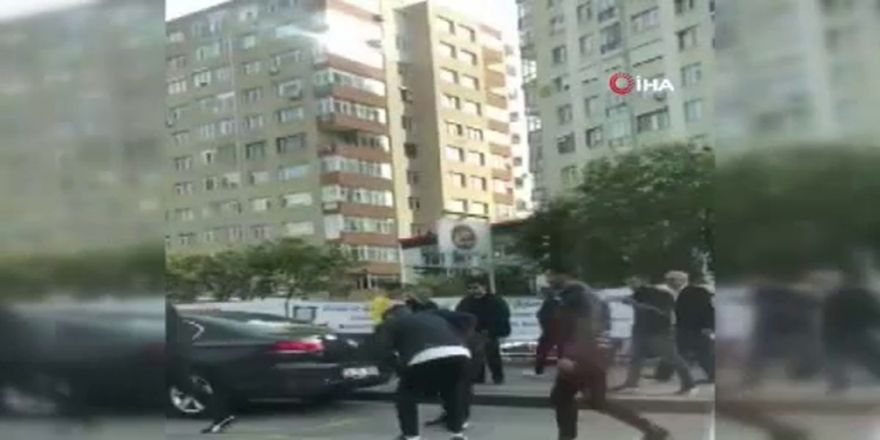 Gencebay Bıçaklandıktan Hemen Sonra Yaşananlar Kamerada