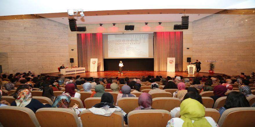 Konya'da, Uluslararası Tıp Öğrenci Kongresi Başladı