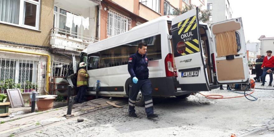 Feci Kaza: 2 Yaralı