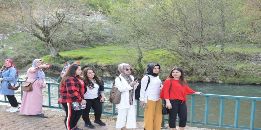 Ar-ge Proje Pazarı Katılımcıları Küre Dağlarını Gezdi