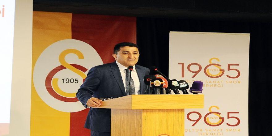 """Mustafa Cengiz: """"Bir Yerde Şampiyonluk Varsa Galatasaray Oradadır"""""""