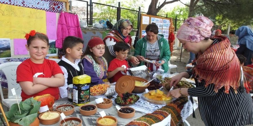 Hayat Bilgisi Dersinde 7 Bölge 7 Kültür Etkinliği İlgi Gördü
