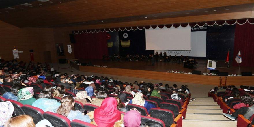Aiçü'de Türk Sanat Müziği Konseri