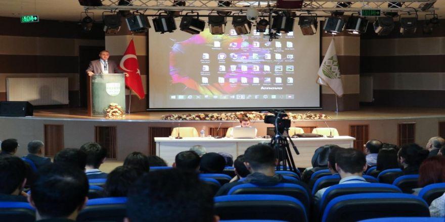 """Kbü'de """"Tıp Mühendisliği: Bugünü Ve Geleceği"""" Çalıştayı Yapıldı"""