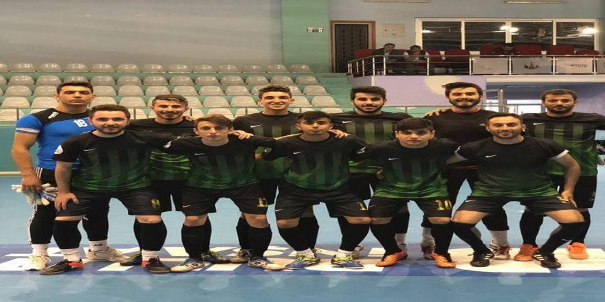 Futsal Ligi 1.eleme Turu Kurası Çekildi