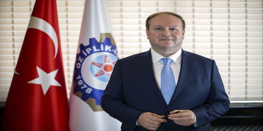 """Öz İplik-iş Sendikası Başkanı Ay, """"1 Mayıs İşçi Bayramı'nı Bu Yıl Şanlıurfa'da, Tüm Türkiye'de Adına Yakışır Bir Organizasyonla Kutlayacağız"""""""