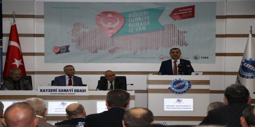 Kayo Nisan Ayı Meclis Toplantısı Yapıldı