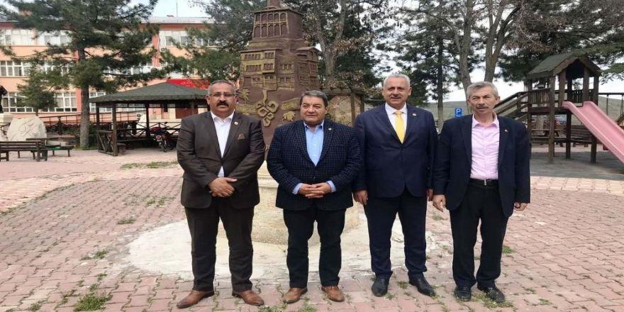 Milletvekili Fendoğlu'ndan Bölge Turizmi İçin Önemli Hamle