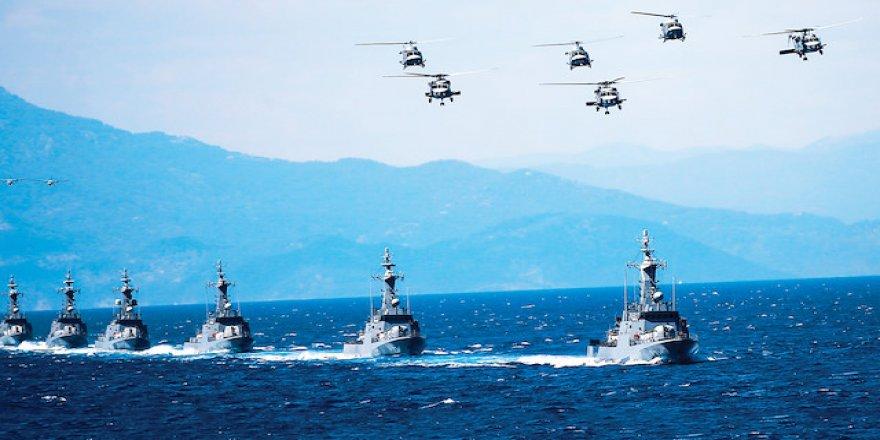 Denizlerde eşgüdümlü mücadele