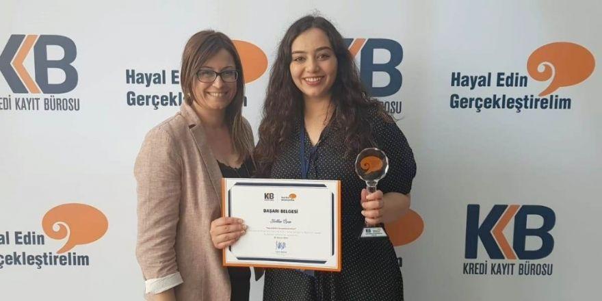 ADÜ İletişim Fakültesine proje ödülü