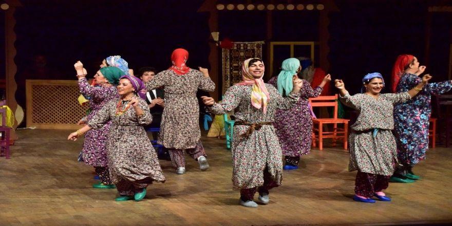 Kepez Belediye Tiyatrosu turneye çıkıyor