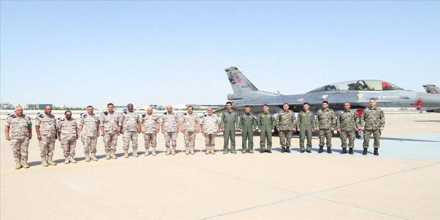 Katar'da 'Şahin 21' hava tatbikatı düzenleniyor