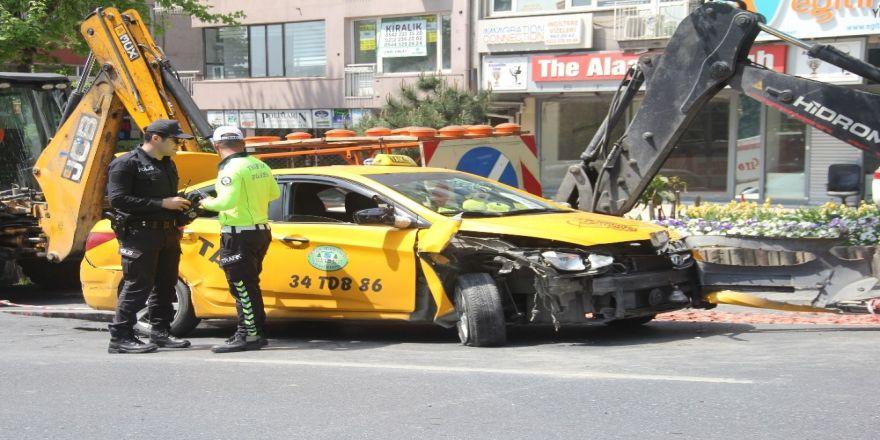 Zincirleme kaza:1 yaralı