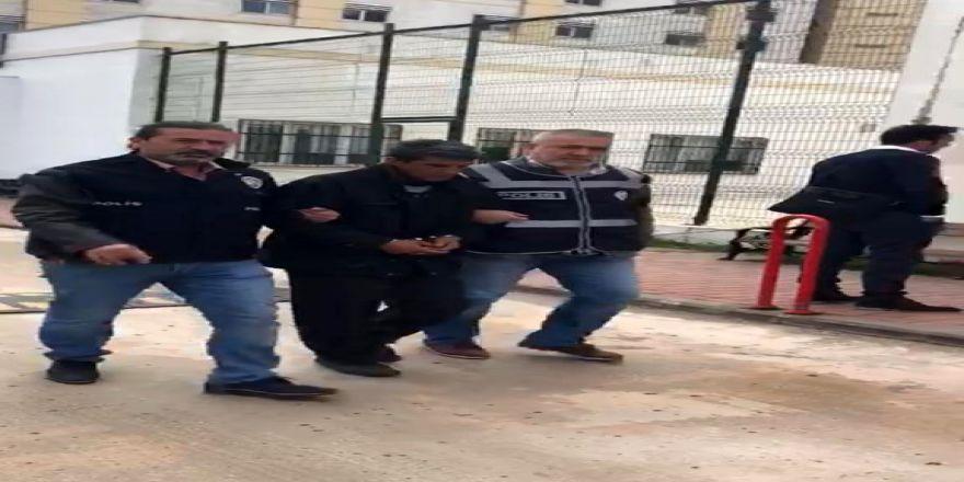 24 Yıl 2 Ay Hapis Cezası Alan Hükümlü Yakalandı
